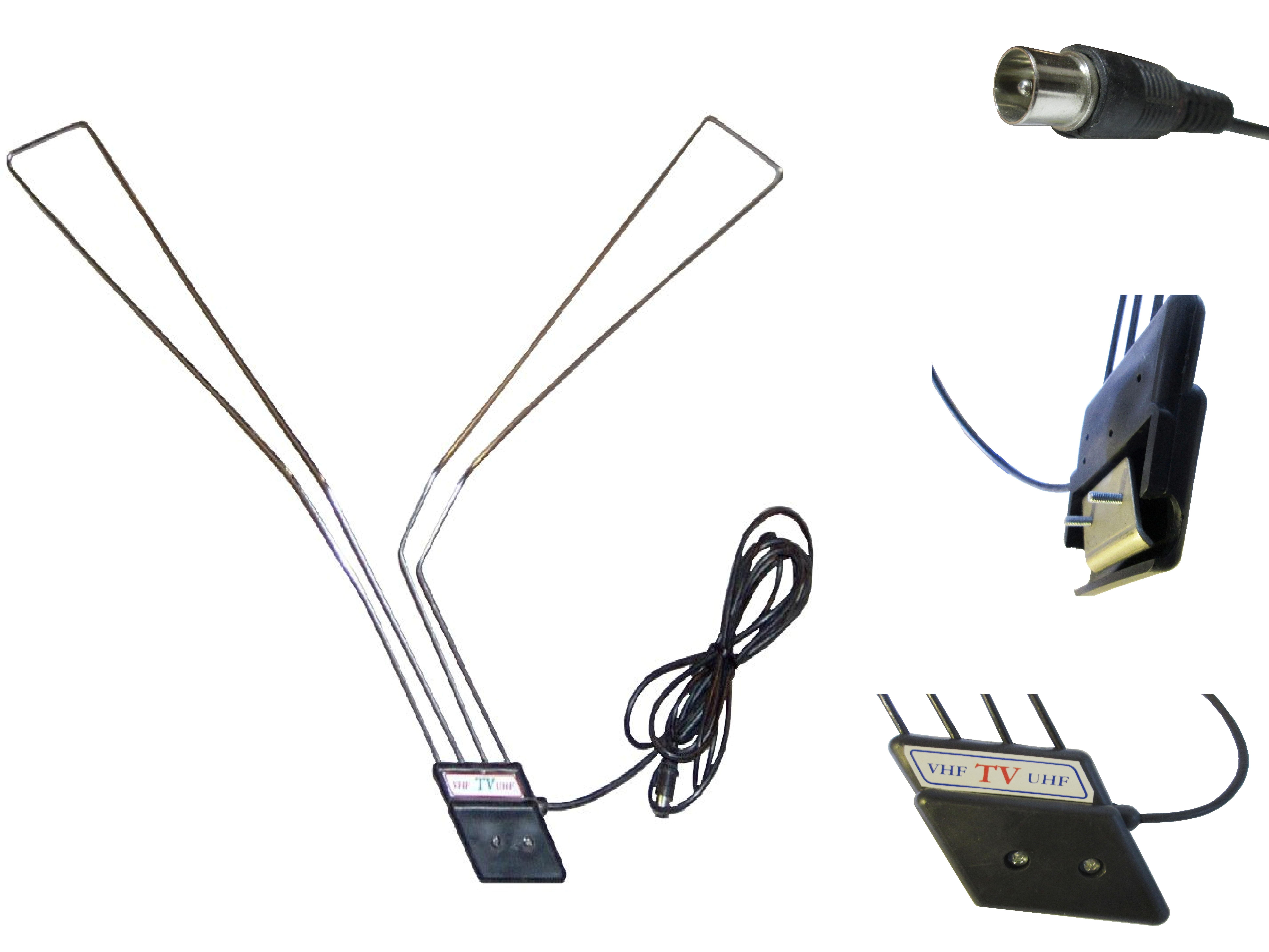 Телевизионные автомобильные антенны